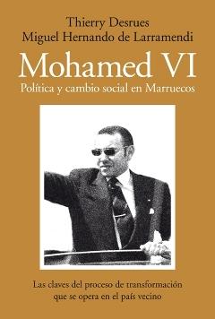 cubierta_Mohamed VI. Régimen y cambio social en Marruecos_20mm_230511.indd